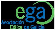 EGA. Asociación Eólica de Galicia logo